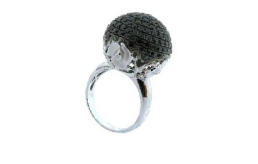 Black & White Diamond Rings