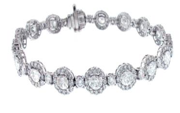 Diamond Bracelets