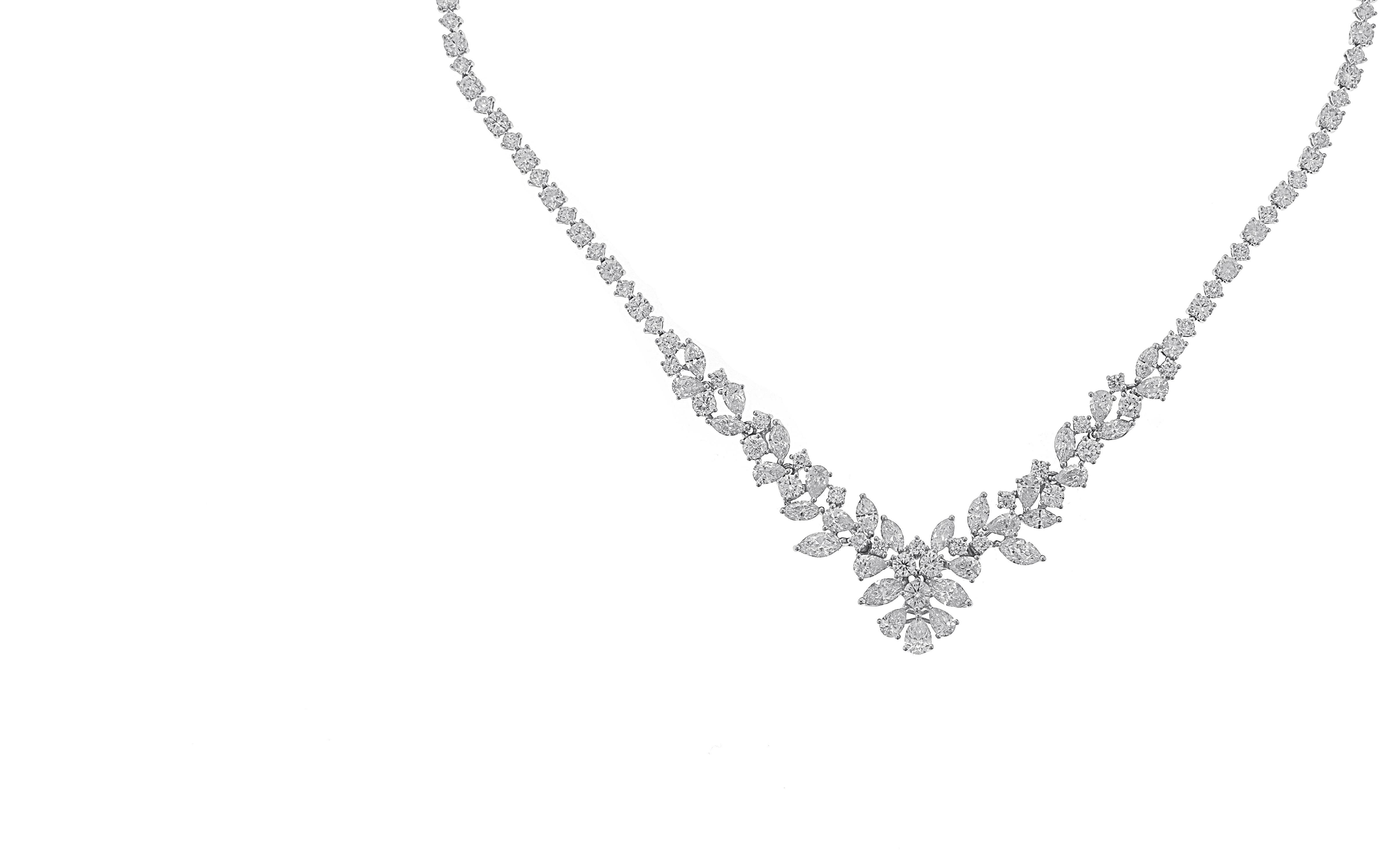 Diamond Necklaces