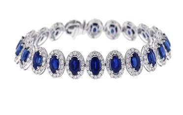 Color Stone Bracelet