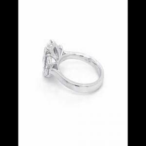 18kt White Gold GIA Certified Diamond Ring